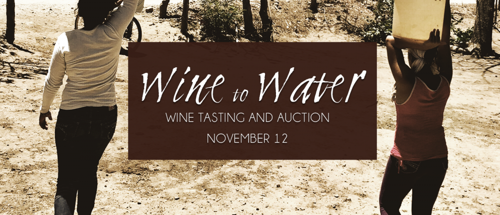 Wine to Water Event