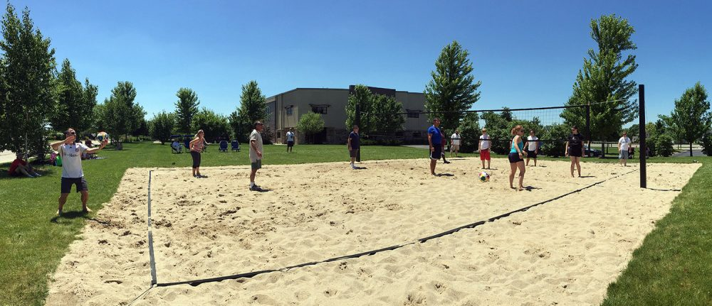 Summer Volleyball League
