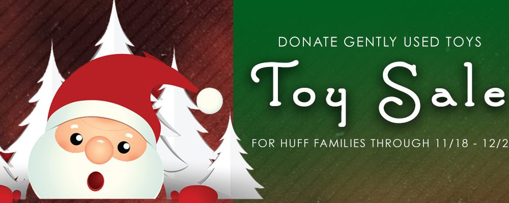 Huff Elementary Toy Sale