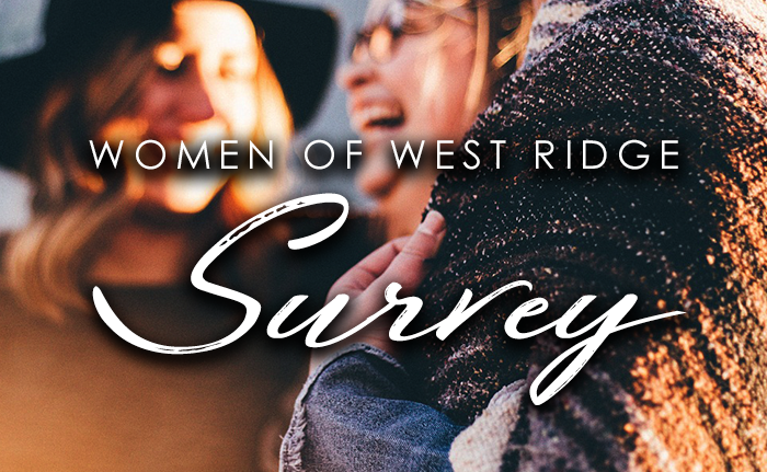 Women of West Ridge Survey