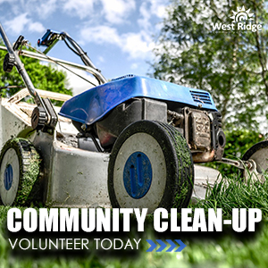 Community Clean-up and BBQ