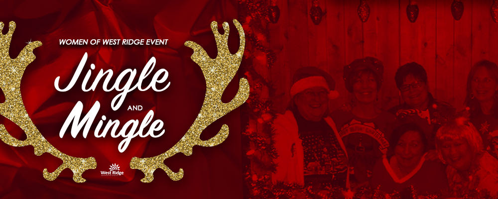 Jingle & Mingle: Women's Event
