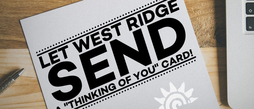 """Send a """"Thinking of You"""" Card"""